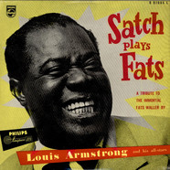 Louis Armstrong And His All-Stars - Satch Plays Fats