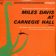 Miles Davis With Gil Evans And His Orchestra - Miles Davis At Carnegie Hall