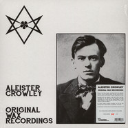 Aleister Crowley - Original Wax Recordings