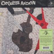 Orquesta Akokan - Orquesta Akokan Colored Vinyl Edition