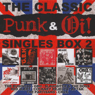 V.A. - The Classic Oi! & Punk Singles Box Volume 2