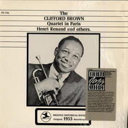 Clifford Brown Quartet - The Clifford Brown Quartet In Paris