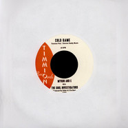 Myron And E With The Soul Investigators - Cold Game / I Can't Let You Get Away