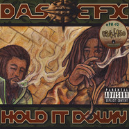Das EFX - Hold It Down Gold Marbled Vinyl Edition