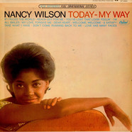 Nancy Wilson - Today - My Way