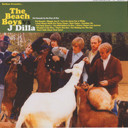 Bullion - The Beach Boys Vs. J Dilla - Pet Sounds: In The Key Of Dee Green Vinyl Edition