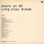 Stars On 45 - Long Play Album