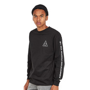 HUF - Essentials TT L/S Tee