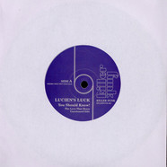 Lucien's Luck / The Funktified Enforcers - You Should Know! / Papa Got A Brand New Bag