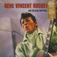 Gene Vincent - Gene Vincent Rocks! And The Blue Caps Roll Gatefolsleeve Edition