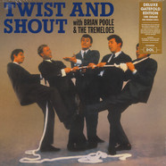 Brian Poole & The Tremeloes - Twist And Shout Gatefolsleeve Edition