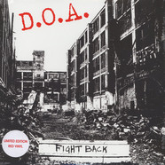 D.O.A. - Fight Back Red Vinyl Edition