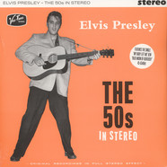 Elvis Presley - The 50'S In Stereo Orange Vinyl Edition