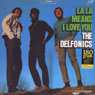 Delfonics - La La Means I Love You Colored Vinyl Edition
