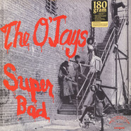 O'jays, The - Super Bad Colored Vinyl Edition