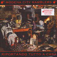 Modena City Ramblers - Riportando Tutto A Casa Red Vinyl Edition