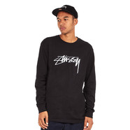 Stüssy - Smooth Stock LS Tee