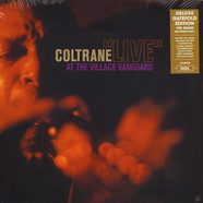 John Coltrane - Live At The Village Vanguard Gatefoldsleeve Edition