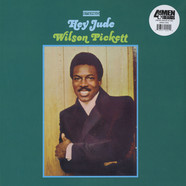 Wilson Pickett - Hey Jude Green Vinyl Edition
