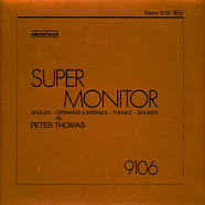 Peter Thomas - Super Monitor