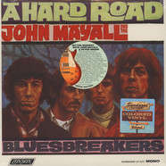 John Mayall & Blues Breakers - Hard Road