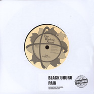 Black Uhuru - Pain / Painfully Dub