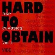 V.A. - Hard To Obtain Rap Classics Vol.1