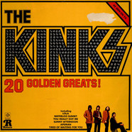 Kinks, The - 20 Golden Greats