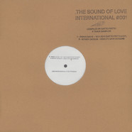 Anaalivahie, Sonny Okoson & Gatto Fritto - The Sound Of Love International 001 Test Pressing