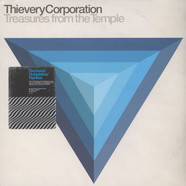 Thievery Corporation - Treasures From The Temple Colored Vinyl Edition