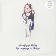 Hieroglyphic Being - The Language Of Strings Grey Colored Vinyl Edition