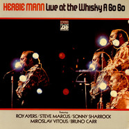 Herbie Mann - Live At The Whisky A Go Go