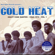 V.A. - Cold Heat - Heavy Funk Rarities 1968-1974 Vol.1