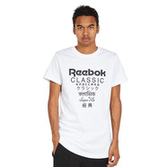 Reebok - GP Unisex Longer Tee