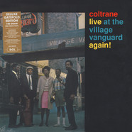John Coltrane - Live At The Village Vanguard Again! Gatefold Sleeve Edition