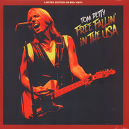 Tom Petty - Free Fallin' In The USA Red Vinyl Edition