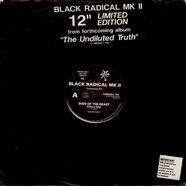Black Radical MKII - Sign Of The Beast