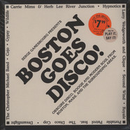 Serge Gamesbourg - Boston Goes Disco