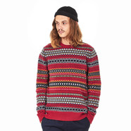 Barbour - Case Fairisle Crew