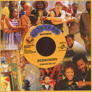 Junior Kelly / Althea Hewitt - Searching  / Black