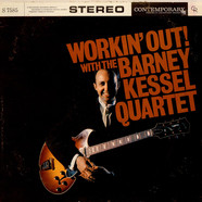 Barney Kessel Quartet, The - Workin' Out