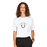 Fred Perry - Embroidered T-Shirt