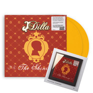 J Dilla aka Jay Dee - The Shining HHV Exclusive Gold Vinyl Edition
