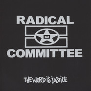 Radical Committee - The Word Is Justice
