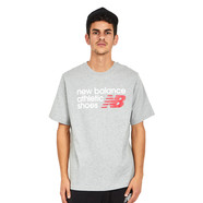 New Balance - NB Athletics Shoe Box Tee