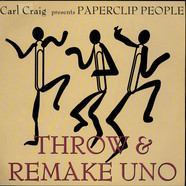 Carl Craig Presents Paperclip People - Throw