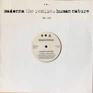 Madonna - Human Nature (The Remixes)