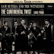 Sam Butera And The Witnesses - The Continental Twist