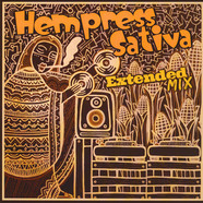 Hempress Sativa - Rock It Ina Dance (Extended Mix) / No Retreat (Extended Mix)