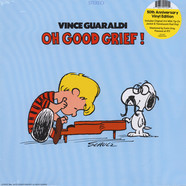 Vince Guaraldi - Oh, Good Grief! - 50th Anniversary Vinyl Edition